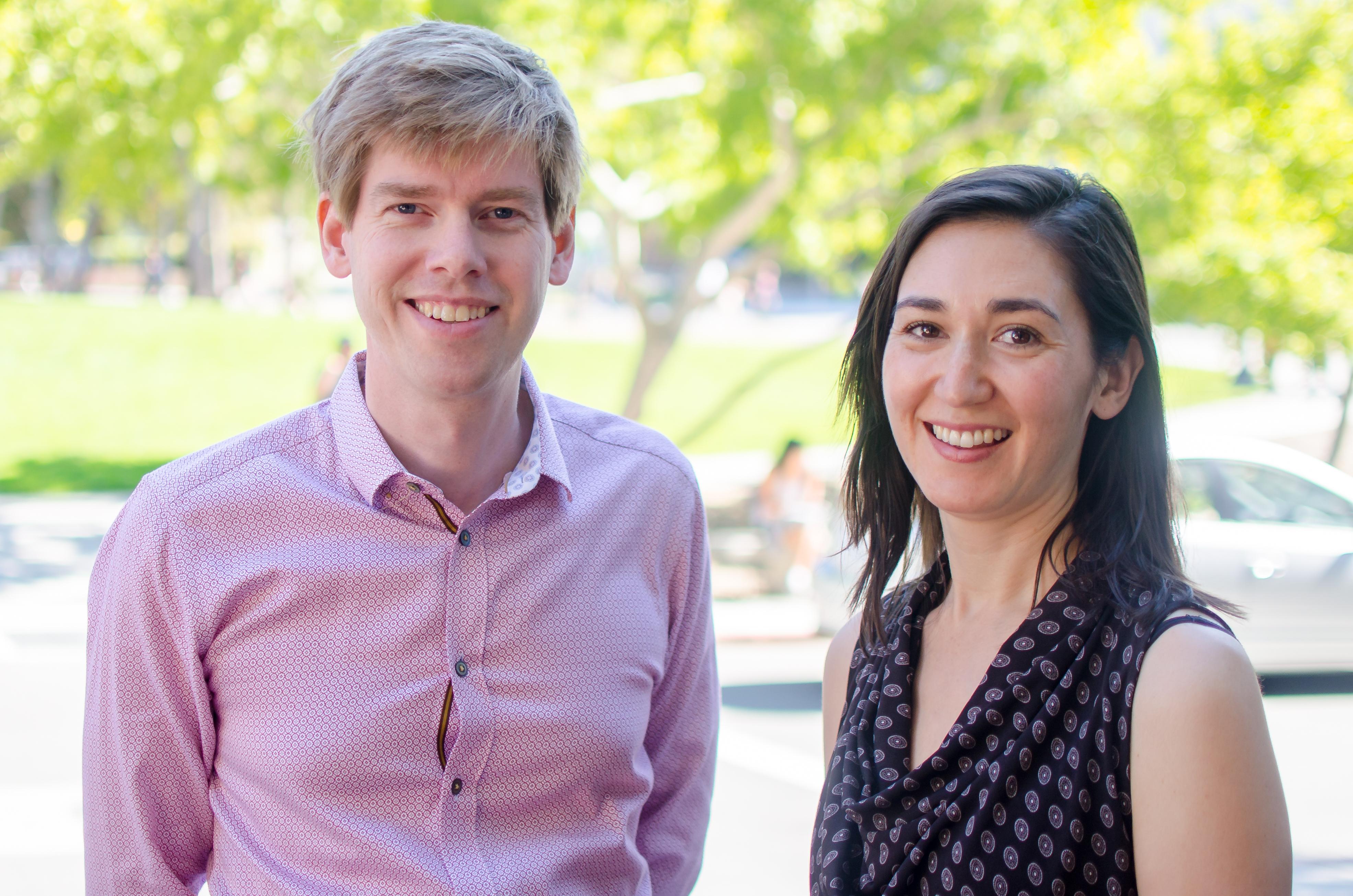 Emi Nakamura and Jon Steinsson, economists at UC Berkeley
